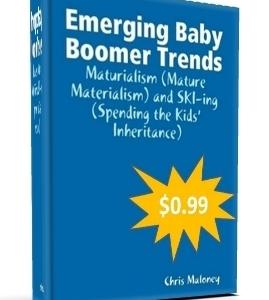 Emerging Baby Boomer Trends eBook