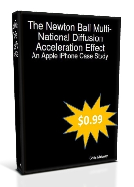 The Newton Ball Multi National Diffusion Acceleration Effect eBook