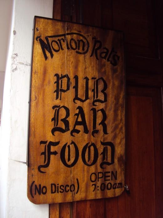 Norton Rats Tavern
