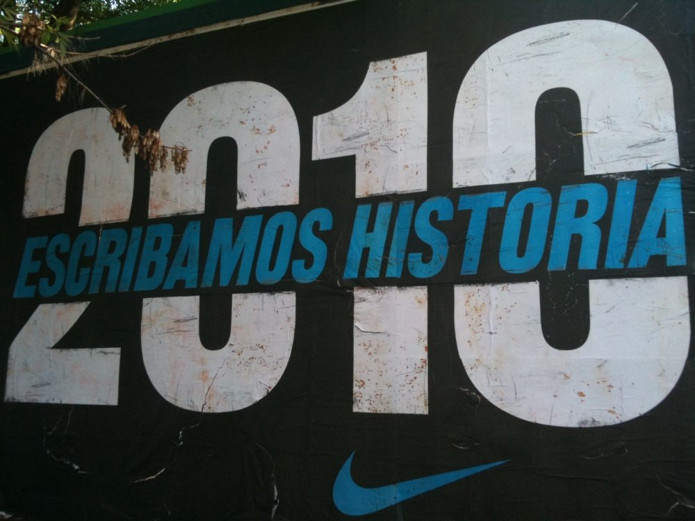 Nike causing controversy again, this time in Argentina (4/5)