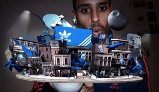 Adidas Augmented Reality Pack