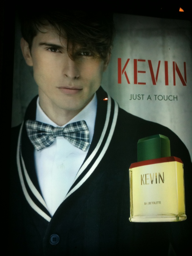 The sexiest name in colognes?