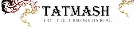TatMash - Try your tattoo before you buy
