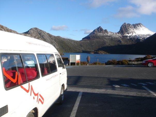 A Jump Tour Bus