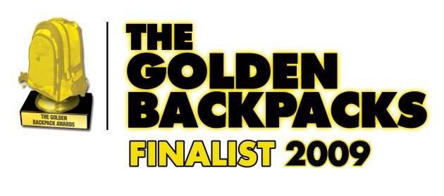Jump Tours - Golden Backpack Awards Finalist 2009
