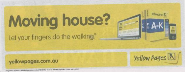 Yellow Pages - K-Rudd moves out of Kirribilly
