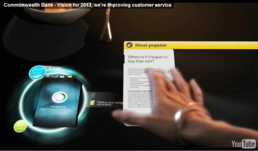 CommBank Vision of the Future