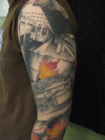 Jason Tyler Grace - Chi Town Tattoo