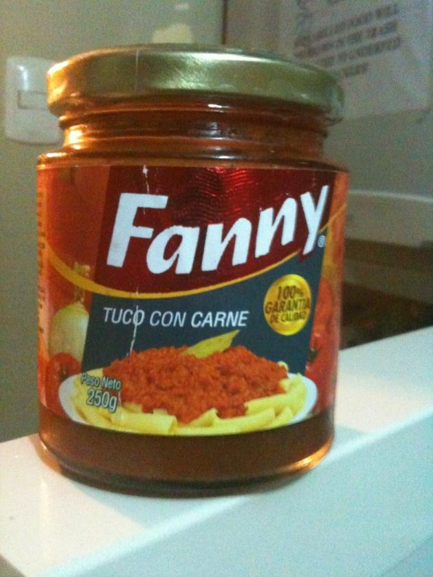 Fanny Sauce