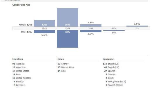 Maloney on Marketing Facebook Demographics