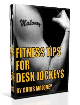 Fitness Tips for Desk Jockeys eBook