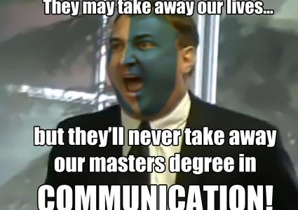 Phil Davidson - Master of Communication