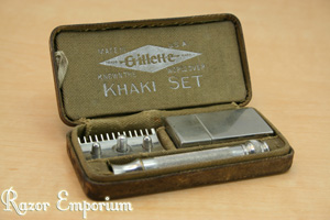 Gillette World War I Razor