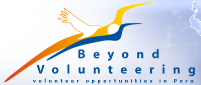 Beyond Volunteering Logo