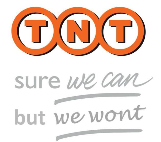 TNT's New Slogan
