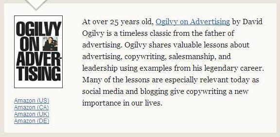 The Startup Daily Ogilvy Book