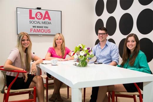 L&A Social - Boardroom