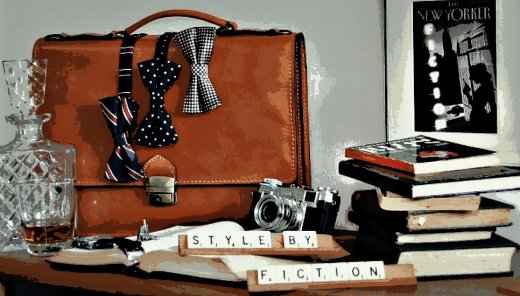 Style by Fiction Briefcase